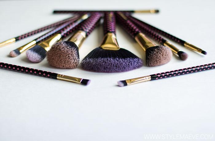 BH Cosmetics 11 piece brush set