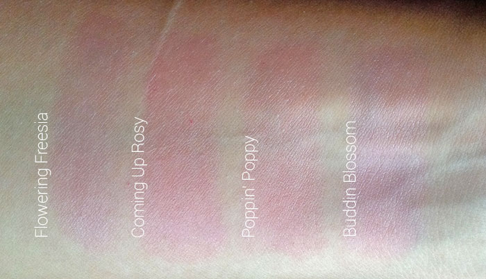 Clinique Baby Tint Swatches