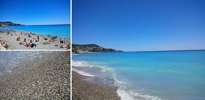 Nice, France - Beach