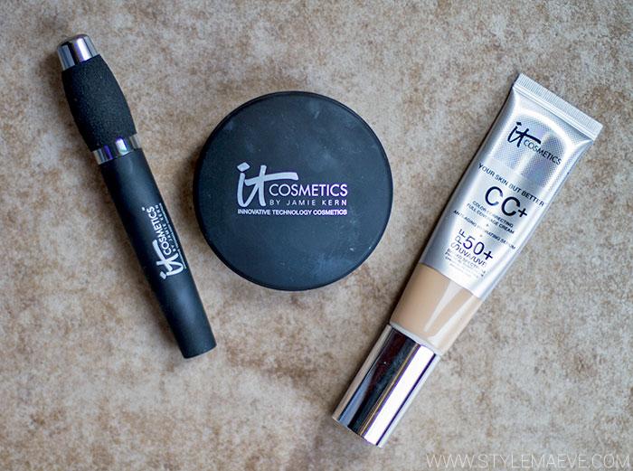 IT Cosmetics  - Powder, CC Cream, Mascara