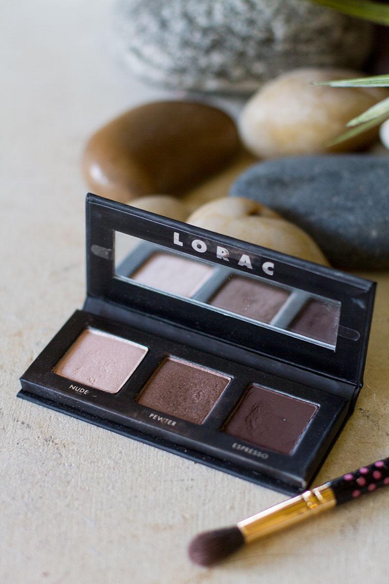 Lorac Pocket Pro Palette, lorac eyeshadows