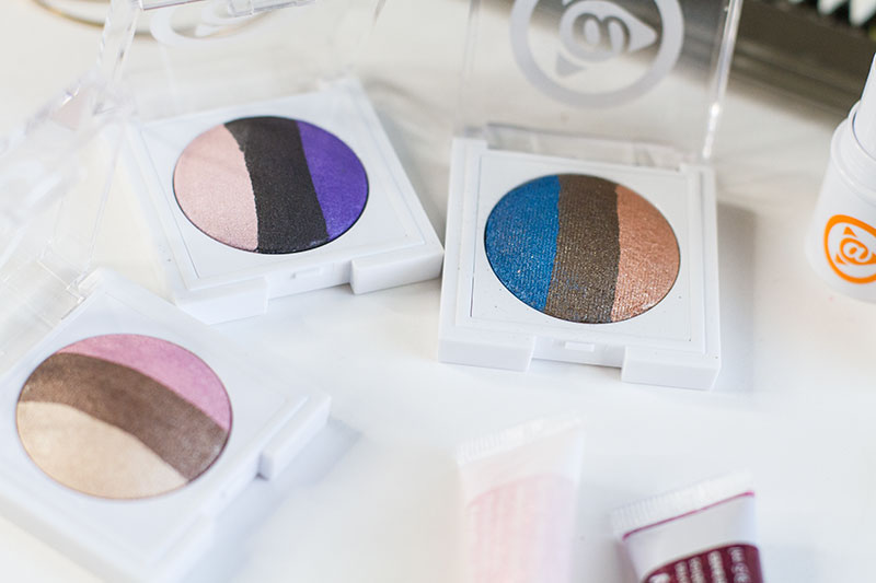 mary kay baked eye trio shadows