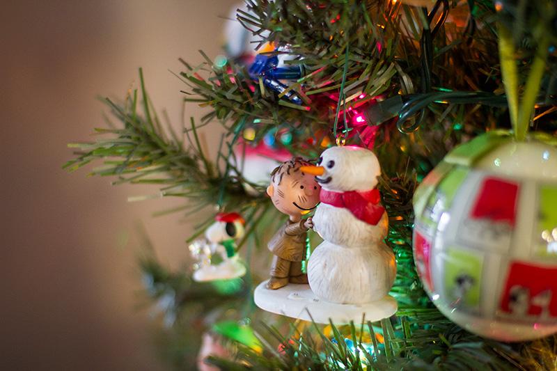 Peanuts Pig Pen Christmas Ornament