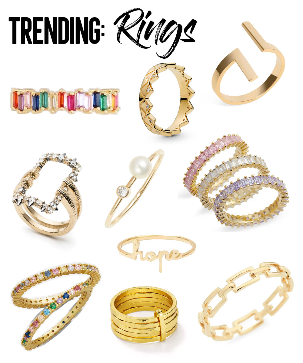 Rings Trending For Fall