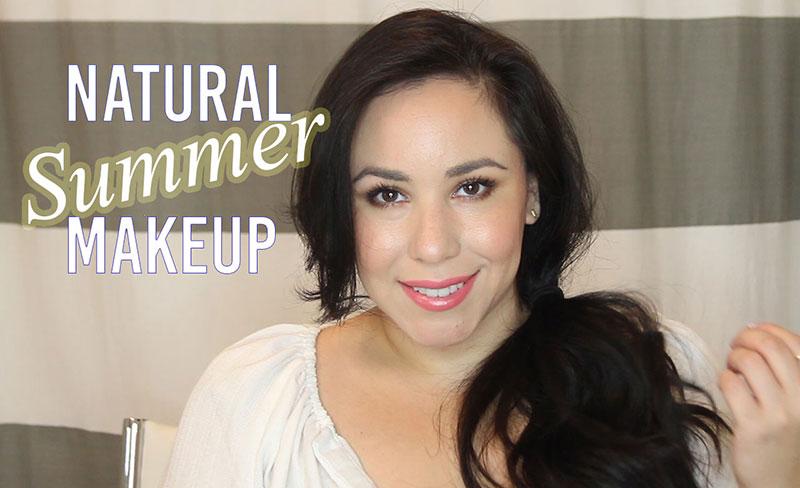 Natural Summer Makeup
