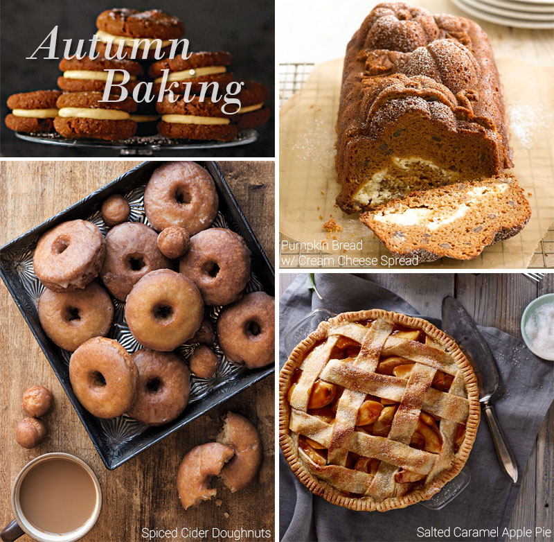 Autumn Baking