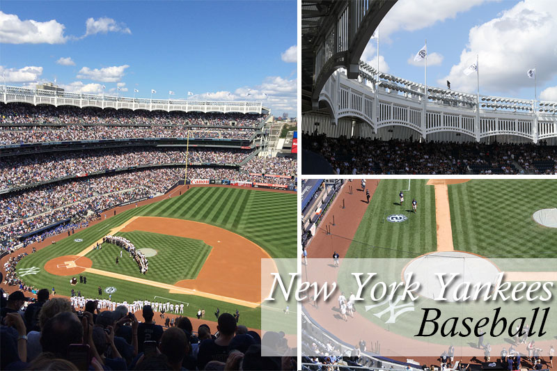 NY Yankees - Yankee Stadium