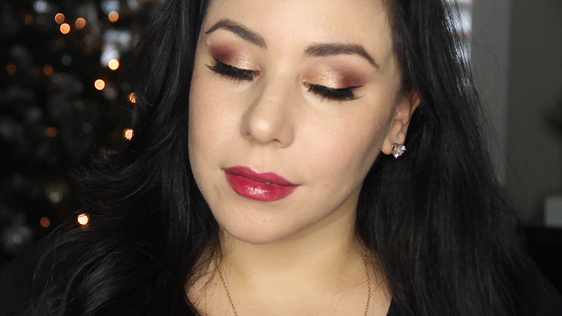 Christmas Makeup, Holiday makeup