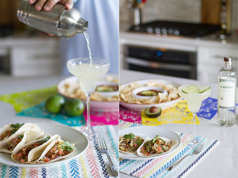 Cinco de Mayo Green Chile Margarita Recipe