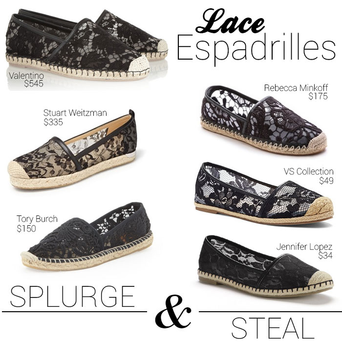 Hot for Spring: Espadrille Flats - By Lynny