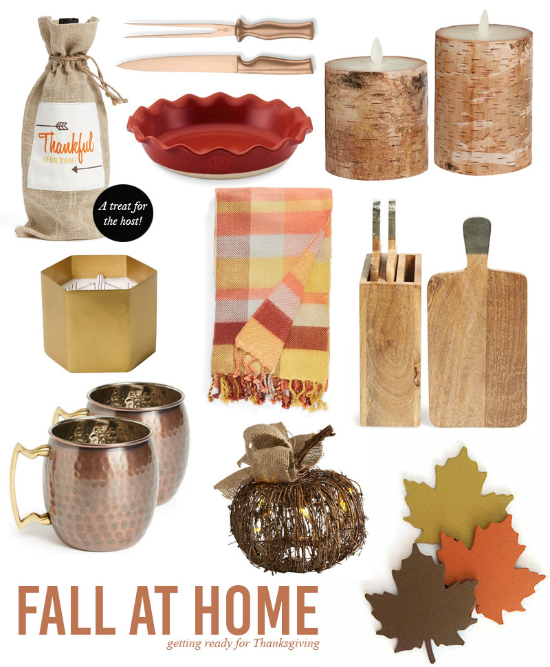 fall decor, thanksgiving decor