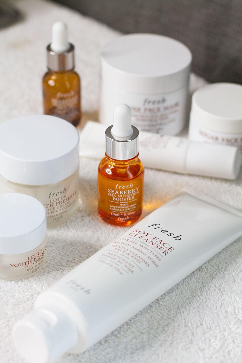fresh beauty skin care