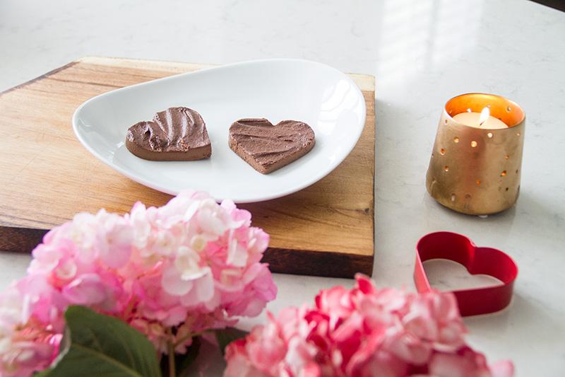 Raw Vegan healthy chocolate fudge