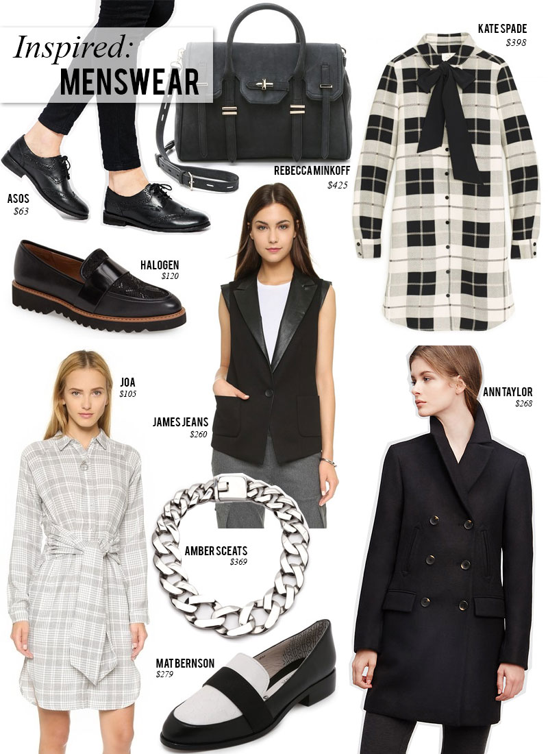 menswear inspired for fall