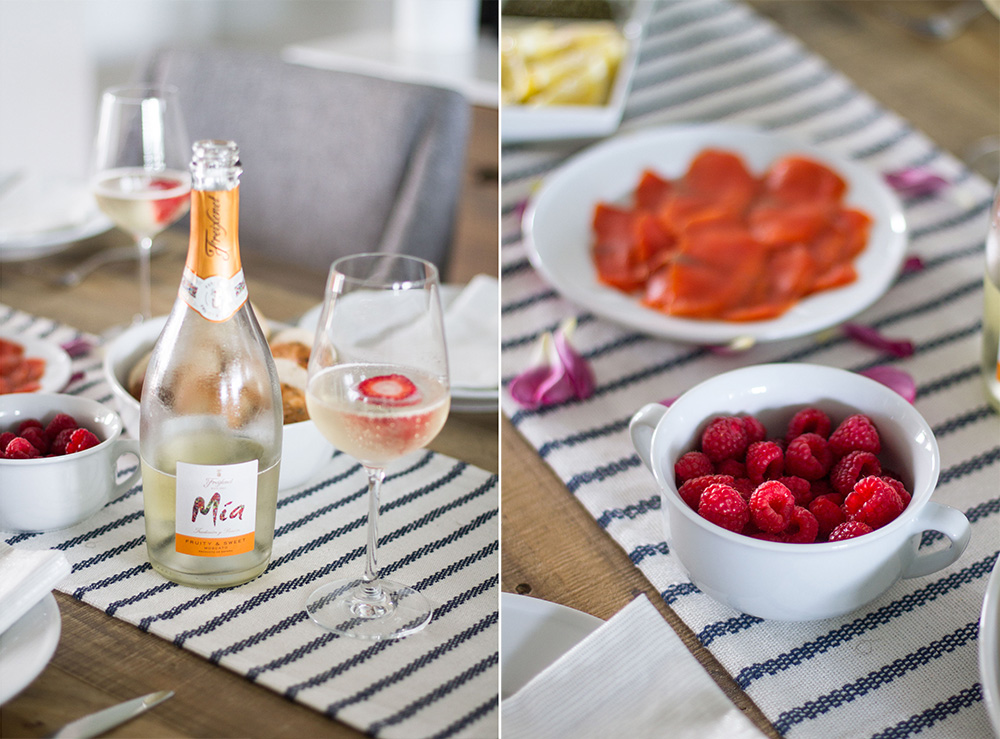 Mia Wines Moscato Brunch