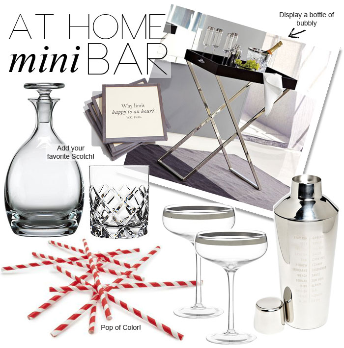 Build Your Own Mini Bar: Make Your Own Mini Bar At Home