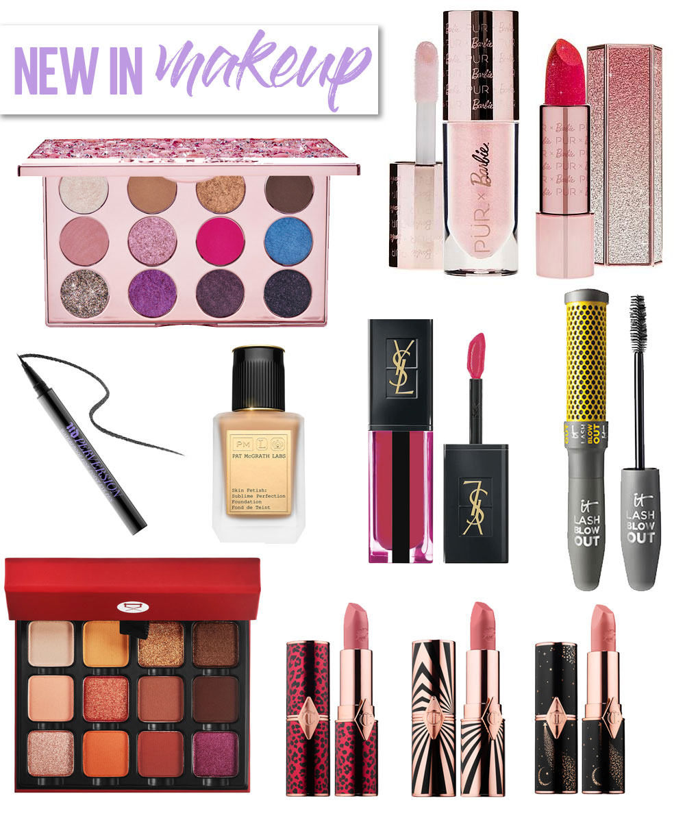 New In Makeup August 2019