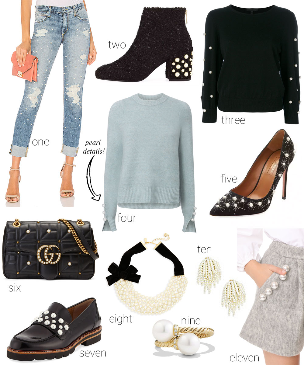 Pearls for Fall