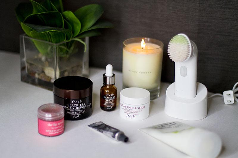 skin care favorites