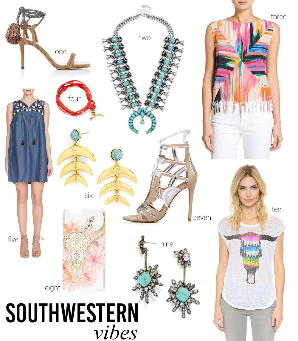 Southwestern Style