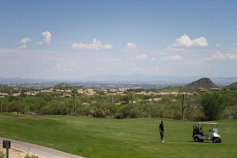 tucson starr pass resort golf course