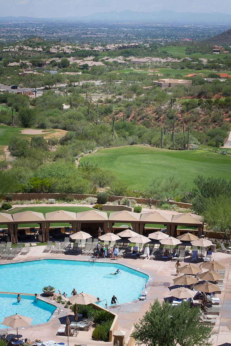 starr pass resort pool