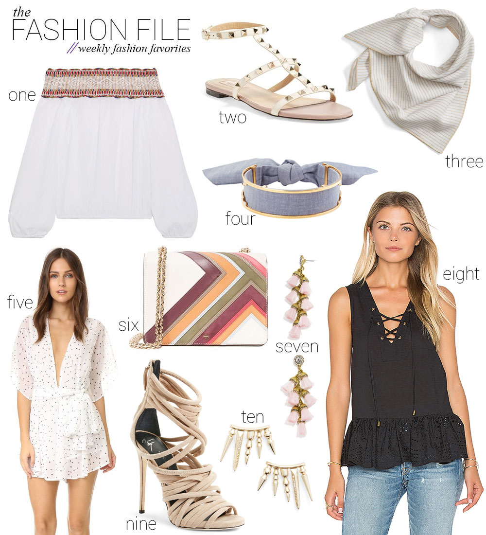 Fashion Favorites