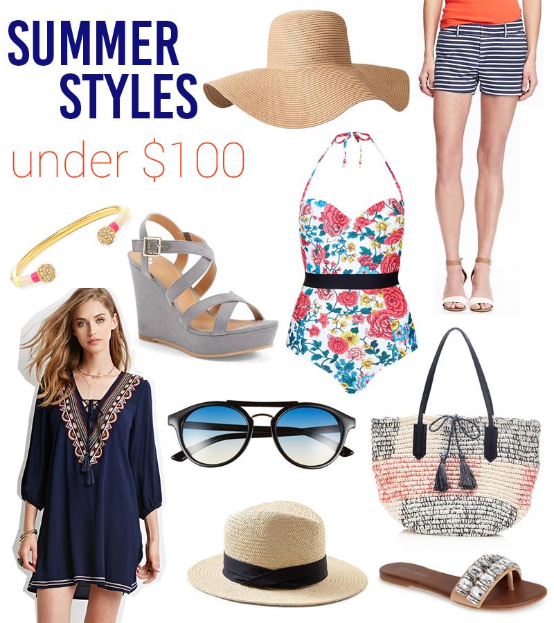 Summer Style Under 100