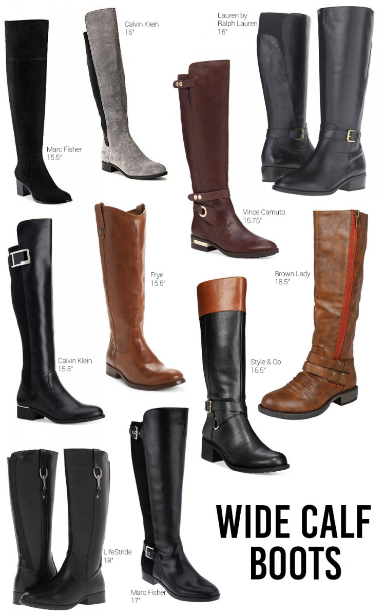 283e0535db4 Wide Calf Boots - 10 boots for wide calves ...