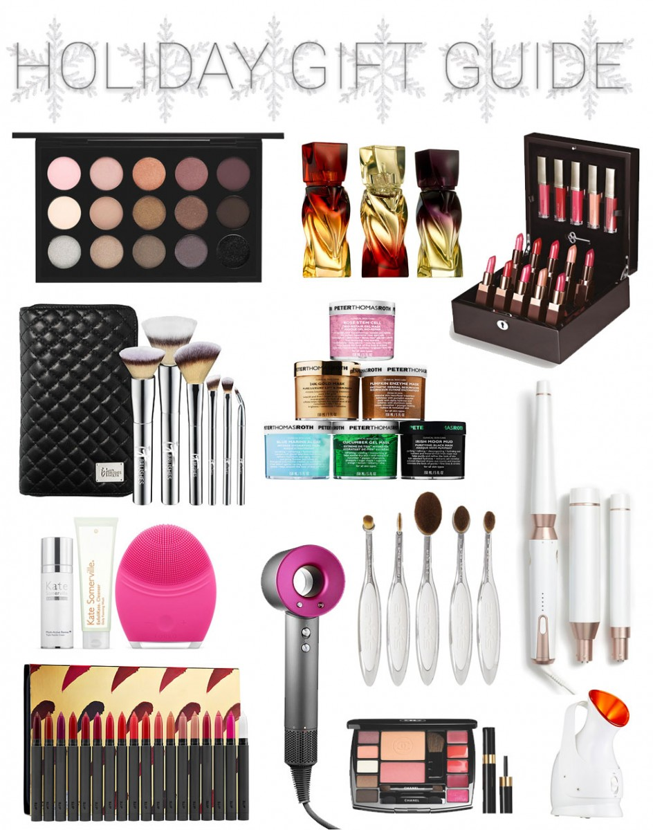 Best Beauty Holiday Gift Guide