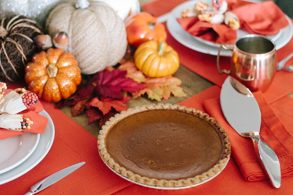 Clean Eating Pumpkin Pie Recipe