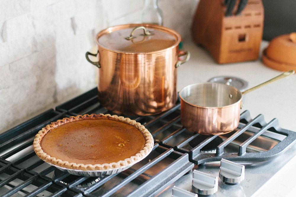 Clean Pumpkin Pie Recipe