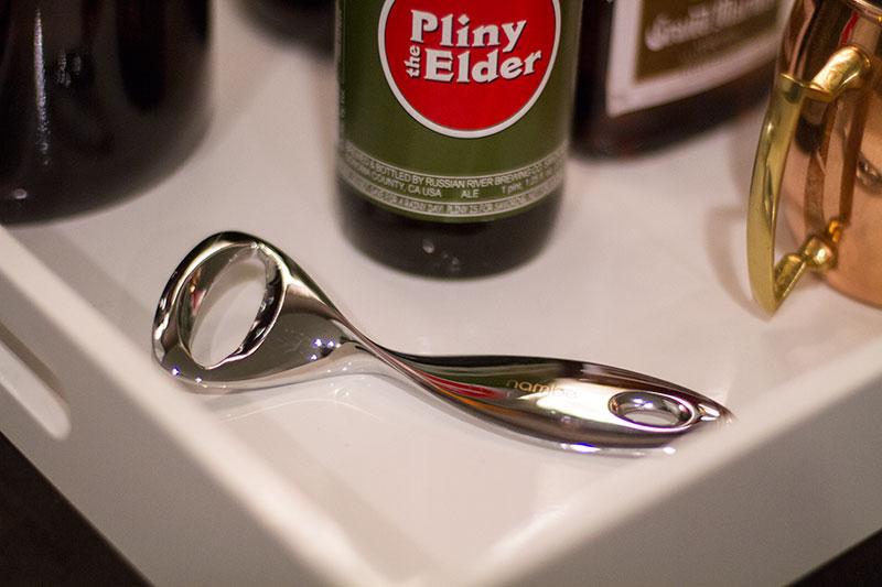 Nambe bottle opener
