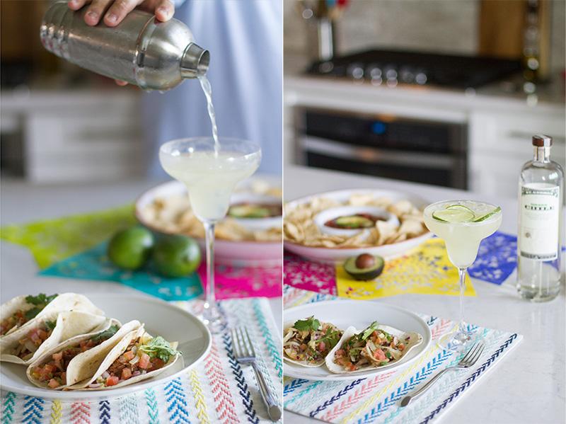 Cinco de Mayo Green Chile Margarita Recipe