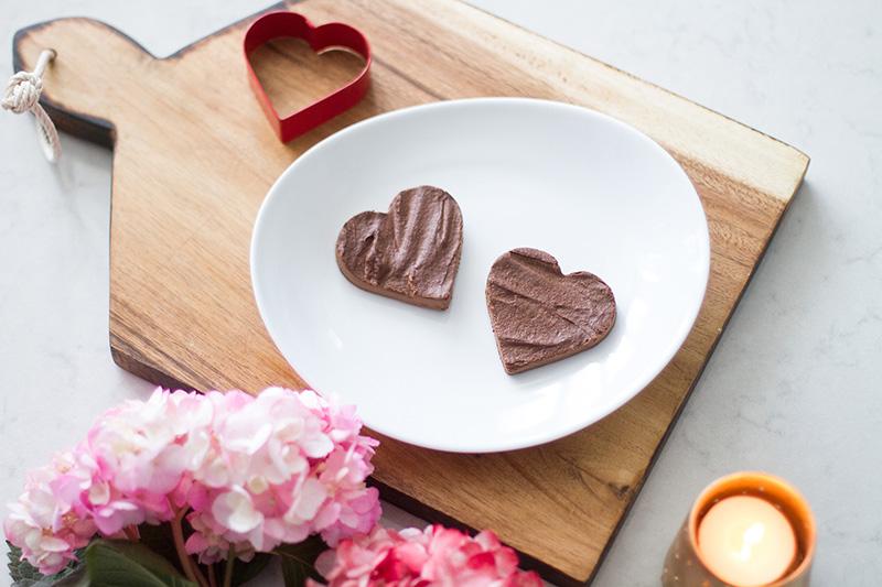 Healthy Chocolate Fudge
