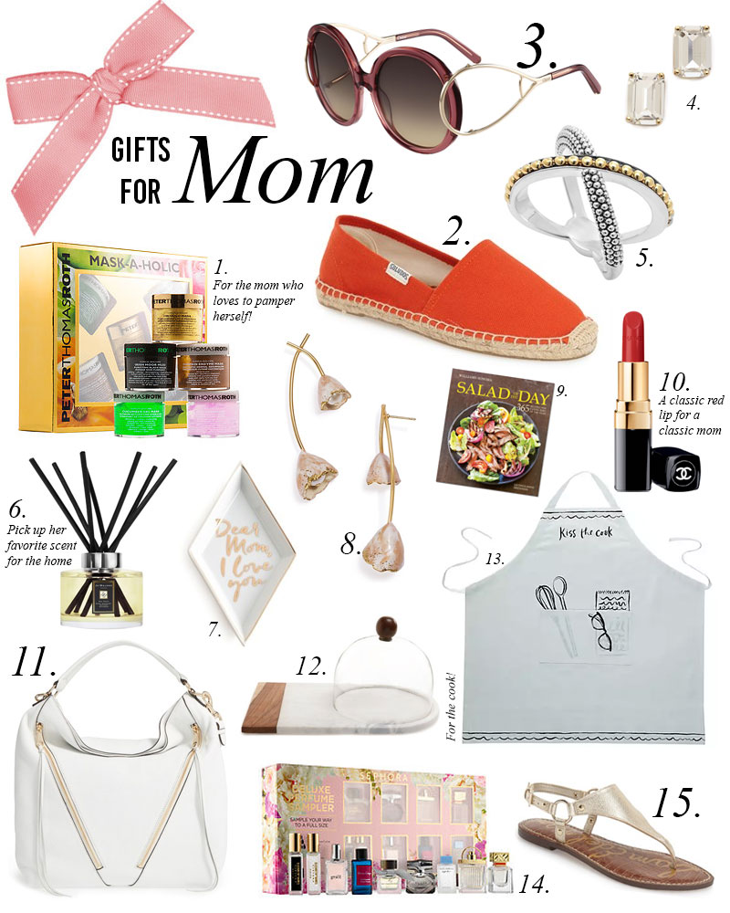 gifts for mom, mothers day gifts